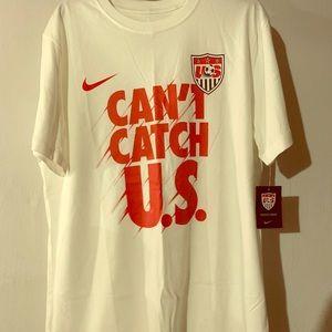 NIKE US soccer Tshirt